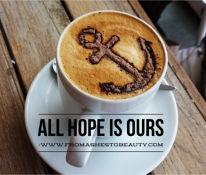 Friday Favorites: All Hope Is Ours
