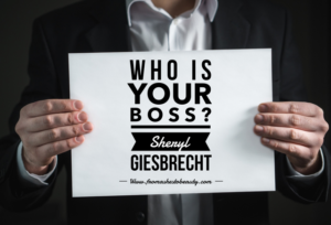 Friday Favorites: Who Is Your Boss?