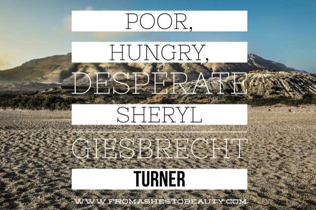 Friday Favorites – Poor, Hungry, Desperate