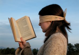 Friday Favorites: Blindfolded to Belief