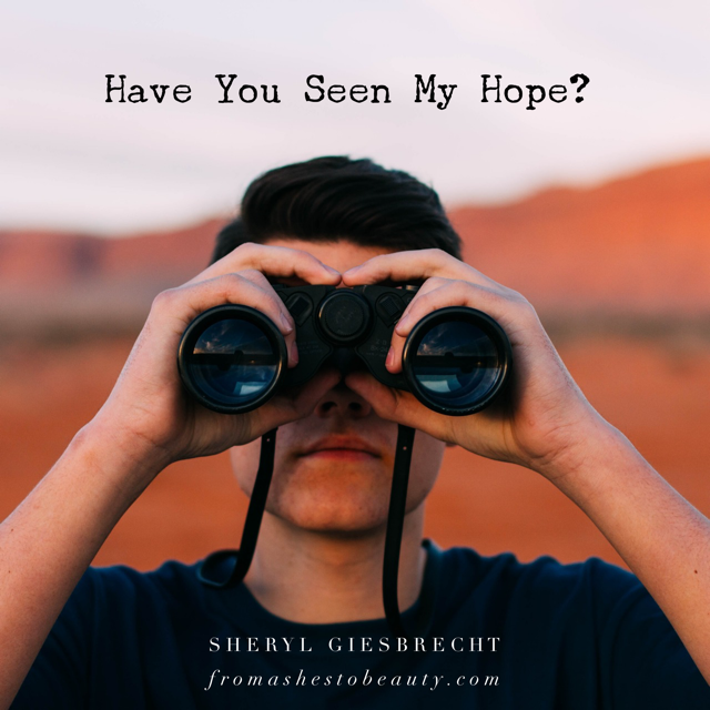 Have You Seen My Hope?