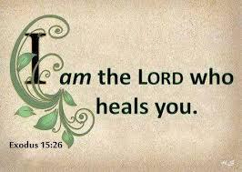 Jehovah Rapha — I Am the God Who Heals You