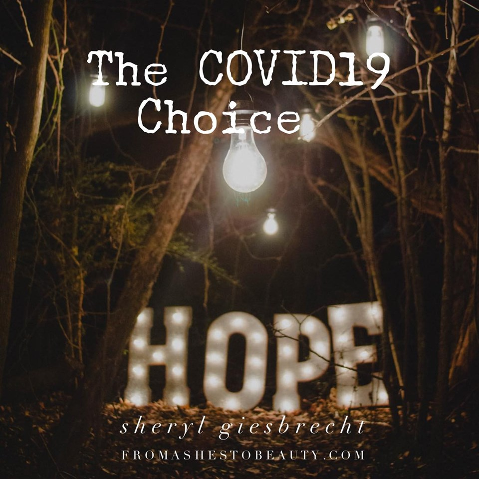 The COVID19 Choice