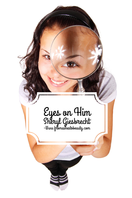 Monday Motivation: Eyes on Him
