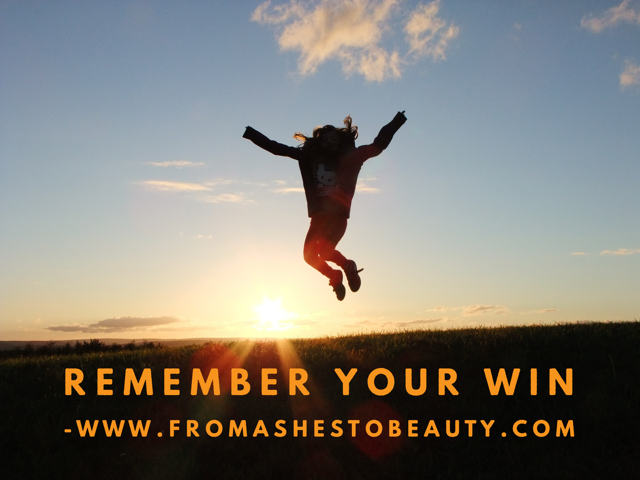 Monday Motivation: Remember Your Win