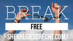 It's Time to…Break Free