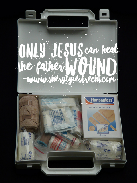 Only Jesus Can Heal