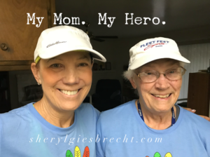 Read more about the article My Mom. My Hero.
