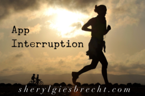 App Interruption