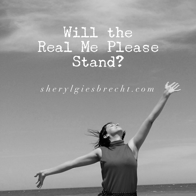 Read more about the article Will the Real Me Please Stand?