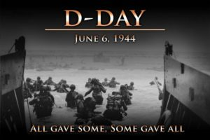 Read more about the article Remembering D-Day 2019