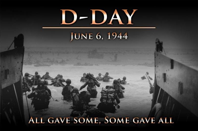 Remembering D-Day 2019
