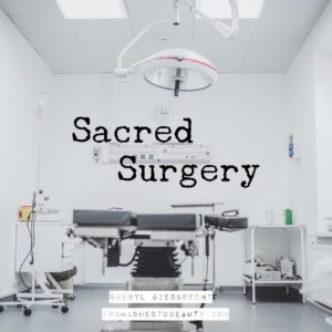 Read more about the article Sacred Surgery